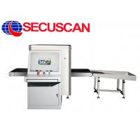 Cargo Inspection X Ray Scanning Machine Security Checkpoints Manufactures