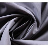China Polyester Viscose Spandex Fabric , Waterproof Polyester Fabric 228T Yarn Count on sale