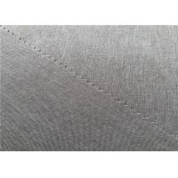 Quality 100% Polyester 150D Plain Waterproof Upholstery Fabric Soft Breathable Outdoor for sale