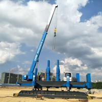 ZYC800 hydraulic pile  pile foundation machine for  the precast concrete pile with noise free and no vibration Manufactures