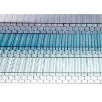 10mm Roofing Polycarbonate Honeycomb Sheet  Polycarbonate Swimming Pool Cover Manufactures