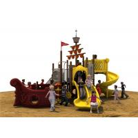 Garden Play Centres For Kids , Outdoor Playground Kids For Swimming Pool Manufactures