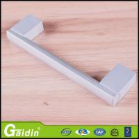 China make in China wholesaler for for cabinet door extrusion profile kitchen accessory modular aluminum pull handle on sale
