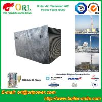 SA210A1 Steel Water Boiler Air Preheater In Power Plant Low Pressure Manufactures