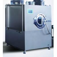 PLC Control Pharmaceutical Tablet Coating Machine 3 - 22 Times / Min Roller Speed Manufactures