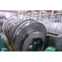 Bright Annealed Cold Rolled Stainless Steel Strips 430 2B / BA Manufactures