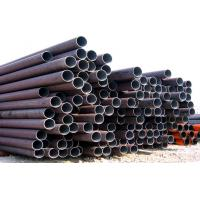 SGS Q345B 20# Seamless Carbon Steel Pipe Black Painting For Chemical Manufactures
