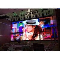 China Precise Led Screen Display , Outdoor Led Display Board Die Casting Aluminum Design on sale