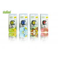 Small Membrane 4ML Liquid Car Air Freshener Functional Eco - Friendly