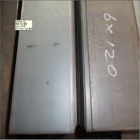 Galvanized Q345B Carbon steel Flat Bar with Flat Surface for building construction Manufactures