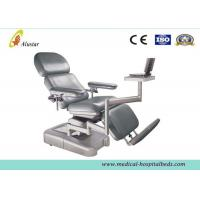 China Two motor Adjustable Hospital Furniture Chairs electric collection chair carbon steel (ALS-CE021) on sale
