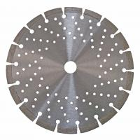Continuous Rim Combo Laser Welded Saw Blade With Long Life Service Time Manufactures