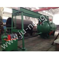 China Auto Cake Discharging Horizontal Pressure Leaf Filters For Dewaxing Of Sunflower Oil on sale