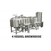 Fermentation Machine 500L stainless steel brewing equipment For Pub / Restaurant Manufactures