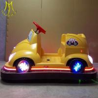 China Hansel  china toys cars ride kids electric token electric bumper car floor for amusement park ride on sale