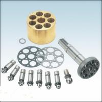 KMF40/40-2/90/105Series Hydraulic pump parts of cylidner block,piston,shaft,retainer plate Manufactures