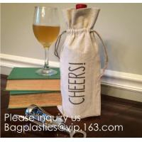 Colorful Burlap Bag Drawstring Gift Bags Jute Bag Hessian Linen Sacks Jewelry Pouches for Wedding Party Favors Candies D Manufactures