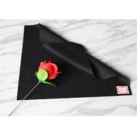 Bedding / Furniture / Jacket Twill Wool Fabric  Black Upholstery 150 CM Width Sturdy Manufactures