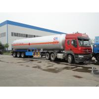 2019S hot sale 3 axles 58cbm propane LPG tank semitrailers, 58,000L BPW/FUWA axles cooling gas tank trailer for sale Manufactures