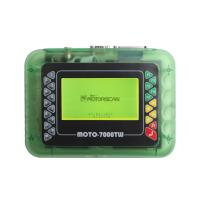 MOTO 7000TW  Universal Motorcycle Scan Tool V8.1 Version Support Reset Key Systems Manufactures