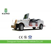 48V DC Motor Open Top Electric Golf Carts For Sightseeing , CE Certification Manufactures