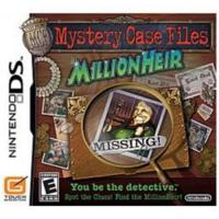 China Mystery case files Million Heir Ds game on sale