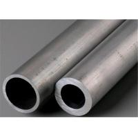 Hot Rolled Stainless Steel Round Tube / Straight Welded 316Ti Seamless Steel Tube Manufactures