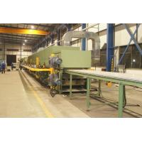 Insulated Steel PU Sandwich Panel Line Sandwich Making Equipment With Double Belt Manufactures