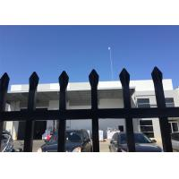 2400 mm Wide * 2100 mm steel hercules fence high security Manufactures