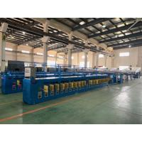 Buy cheap Hot Dip Tinned Wire Annealing Machine For Ultra Fine Round Copper Wire from wholesalers