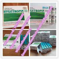 Injectable Hygetropin Growth Hormone For Height Enhancement 200 IU HGH Kit 96827-07-5 Manufactures