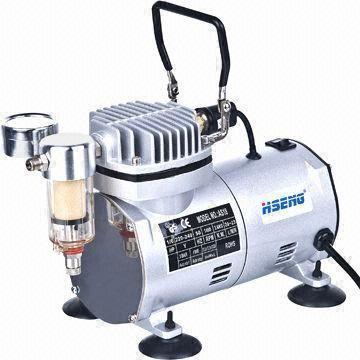 Quality Single Cylinder Piston Compressor, Airbrush Compressor, Tattoo Machine, Tattoo Kit for sale