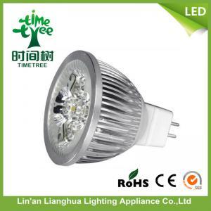 energy saving GU5.3 / GU10 led spotlight bulbs , LED Indoor Spotlight Bulbs Manufactures