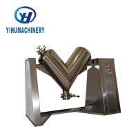 Pharmaceutical High Efficiency Powder Mixer V Type 7.5 Kw Power Manufactures
