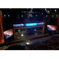 Performance Commercial Advertising LED Display P8 Led Screen Limited Investment Manufactures