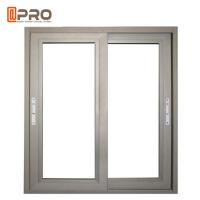 China Small Sound Insulation Toilet Aluminum Sliding Windows Powder Coating on sale