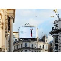 P10mm Budget Saving Outdoor Advertising LED Display Large LED Billboard Sign Screen Manufactures