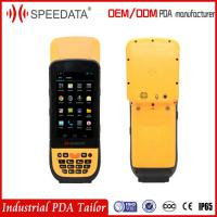 Mobile LF RFID Card Handheld Data Terminal 125khz with Passive Tags Manufactures