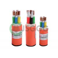 Flexible Mineral Insulated Fireproof Power Cable Manufactures