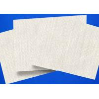 Nonwoven Needle Felt Glass Fiber Filter Cloth / Dust Filter Bag Manufactures