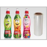 China Polyester Heat Shrink Wrap Film / Stable Performance Shrink Film Packaging on sale
