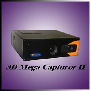 Laser 3D Camera The Mega Capturor for Crystal Engraving Manufactures