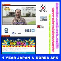 China Japanese Korea Android IPTV BOX APK 300+ Channles Include 30 Youporn Channels Sports NHK BS HBO on sale