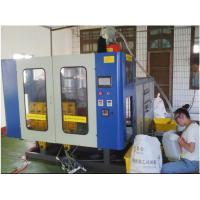 Large Injection Stretch Blow Moulding Machine , Plastic Helmet Making Machine Manufactures