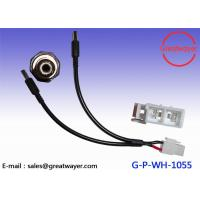 UL 2464 Wire Harness Cable 18AWG 2C Molex 35965-0200 2 Pin  to DC 5.5x2.1 male Manufactures