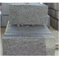 China Indoor Unique Gray Granite Countertops Low Radiation Stone Material on sale
