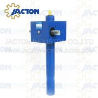 professional and performance JTC200 200kn electric lifting jack price for solar system with DC motor Manufactures