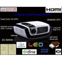 Android Projector Phone WiFi (C7) Manufactures