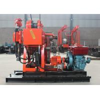 200m Depth Core Drill Rig Electric Power For Surface Exploration ISO Standard Manufactures