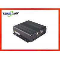 China 4G 4CH AHD Vehicle Mobile DVR Supports Two Way Video Talkback With Micro SD Card on sale
